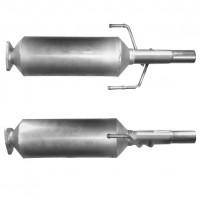 VAUXHALL CORSA 1.3 09/03-08/06 Diesel Particulate Filter BM11020