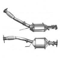 NISSAN X-TRAIL 2.0 05/07-06/10 Diesel Particulate Filter BM11059