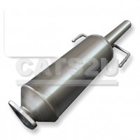 VAUXHALL MERIVA 1.3 08/05 on Diesel Particulate Filter BM11062
