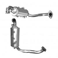 FORD FOCUS 1.6 03/09-07/11 Diesel Particulate Filter BM11070H