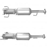 ALFA ROMEO GT 1.9 07/06-10/07 Diesel Particulate Filter BM11181H