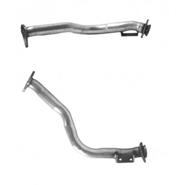 AUDI 80 1.6 03/87-07/95 Front Pipe