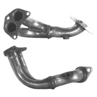 FORD ESCORT 1.6 08/90-01/95 Front Pipe BM70072