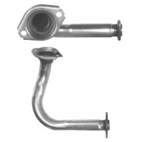 RENAULT 19 1.7 08/88-10/95 Front Pipe BM70115