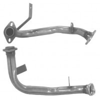 VAUXHALL ASTRA 1.4 10/91-08/98 Front Pipe BM70155