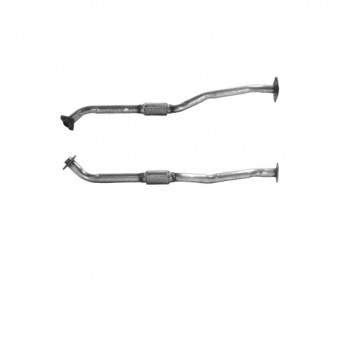 NISSAN 100NX 1.6 01/92-08/95 Front Pipe