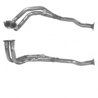 VAUXHALL ASTRA 2.0 07/91-08/98 Front Pipe BM70194