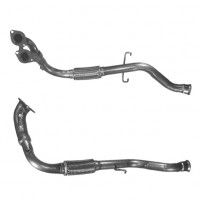 SAAB 900 2.0 10/93-12/96 Front Pipe BM70206