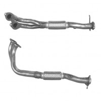 SAAB 9000 2.0 10/92-10/93 Front Pipe BM70327