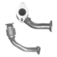FIAT SEICENTO 0.9 05/98-10/00 Front Pipe BM70352