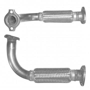 ALFA ROMEO 164 3.0 09/90-05/93 Front Pipe