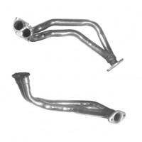 VAUXHALL CORSA 1.6 03/93-07/94 Front Pipe BM70385