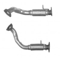 MG ZS 2.0 01/01 on Front Pipe BM70396