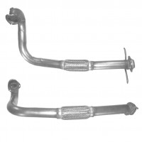 SAAB 9000 2.3 09/92-10/98 Front Pipe BM70458