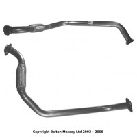 BMW 525d 2.5 09/92-03/96 Front Pipe BM70480