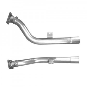 BMW 530d 3.0 07/03-03/10 Front Pipe