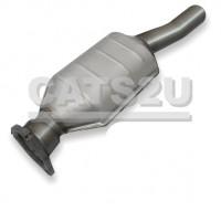 VOLKSWAGEN GOLF 1.9 01/92-04/99 Catalytic Converter BM80011