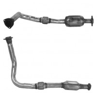 VAUXHALL VECTRA 2.0 08/96-02/01 Catalytic Converter BM80028
