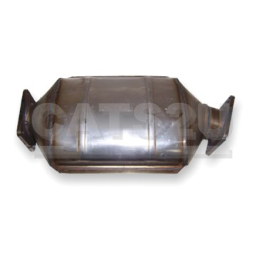 BMW 525d 2.5 02/02-02/07 Diesel Particulate Filter