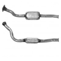 FIAT ULYSSE 1.9 10/95-01/00 Catalytic Converter BM80063H