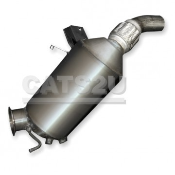 BMW 120d 2.0 01/04-12/07 Diesel Particulate Filter