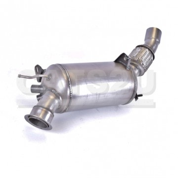 BMW 120d 2.0 03/07-12/14 Diesel Particulate Filter