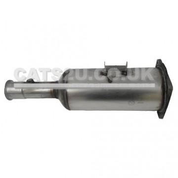FIAT Phedra 2.0 07/06-12/12 Diesel Particulate Filter