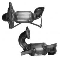 NISSAN INTERSTAR 2.2 12/02-05/06 Catalytic Converter BM80243H
