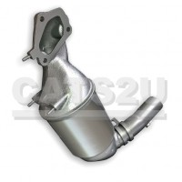 FIAT DOBLO 1.3 12/03-12/17 Catalytic Converter BM80246H