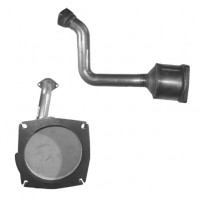 FIAT ULYSSE 2.2 09/03-12/06 Catalytic Converter BM80256H