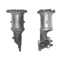 NISSAN X-TRAIL 2.2 06/01-09/03 Catalytic Converter BM80260H