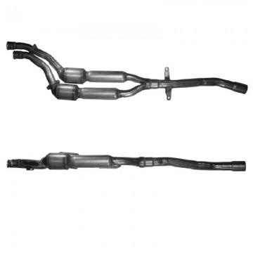 BMW 530d 2.9 01/98-02/01 Catalytic Converter