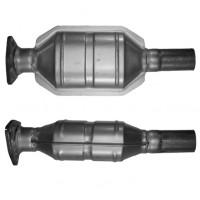 FIAT BRAVO 1.9 01/96-12/00 Catalytic Converter BM80280