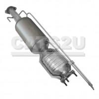 CHEVROLET Cruze 2.0 01/09-12/10 Diesel Particulate Filter CVF103