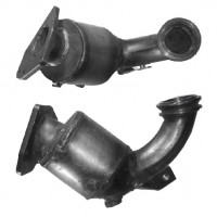 FIAT GRANDE PUNTO 1.9 10/05 on Catalytic Converter BM80303H