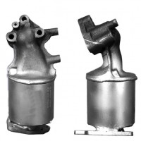VAUXHALL MERIVA 1.7 04/04 on Catalytic Converter BM80306H