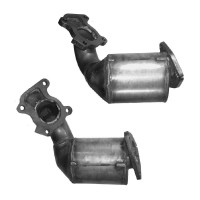 FIAT DOBLO 1.9 07/03 on Catalytic Converter BM80308H