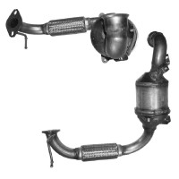 FORD FIESTA 1.6 11/04 on Catalytic Converter BM80323H