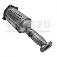 NISSAN Qashqai 1.5 01/07-01/10 Diesel Particulate Filter DNF027