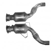 BMW X6 3.0 09/07 on Catalytic Converter BM80354H