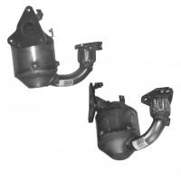 NISSAN X-TRAIL 2.0 04/07-01/10 Catalytic Converter BM80402H