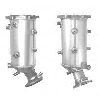 NISSAN NAVARA 2.5 10/06-01/10 Catalytic Converter BM80411H