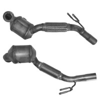 VOLKSWAGEN GOLF 2.0 08/04 on Catalytic Converter BM80413H