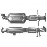FORD S-MAX 2.2 03/08-11/10 Catalytic Converter BM80442H