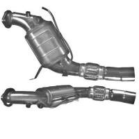 BMW 530d 3.0 07/03-03/10 Catalytic Converter BM80449H