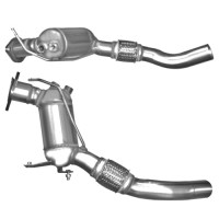 BMW X3 2.0 10/04-08/07 Catalytic Converter BM80487H