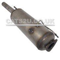 FIAT Multipla 1.9 01/05-12/10 Diesel Particulate Filter FTF149