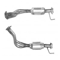 FORD TRANSIT 2.0 10/91-07/94 Catalytic Converter BM90392