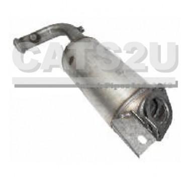 VAUXHALL Vivaro 2.5 01/06-12/14 Diesel Particulate Filter