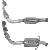 SAAB 9-3 2.0 03/98-02/01 Catalytic Converter BM90602